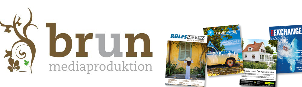 Brun Mediaproduktion AB