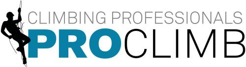 Pro Climb logotype